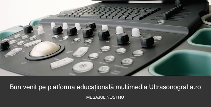 Bun venit pe platforma ultrasonografia.ro!